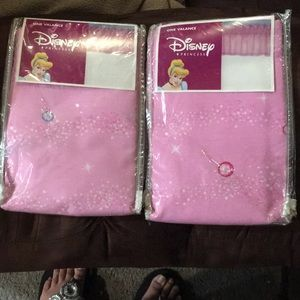 Disney Princess Drapery.